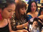 Đã không được ăn, vợ Trấn Thành còn bị đàn chị Lê Giang 'gọi hồn': 'Phải từ tốn chứ đừng như Hari Won'