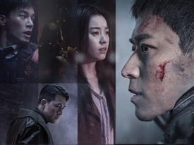 Bom tấn 500 tỉ của Kang Dong Won và Han Hyo Joo thất bại sau 5 ngày công chiếu
