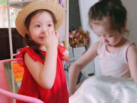 Con gái Elly Trần tiếp tục gây 'bão' vì hành động siêu dễ thương với mẹ