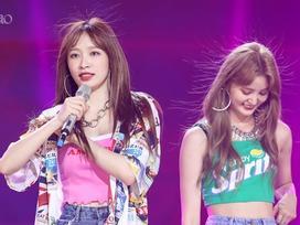 Mái tóc phản chủ chỉ chực chổng lên trời của các mỹ nhân EXID khiến fan Việt cười bò