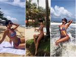 Những đàn chị mặc sắc trắng đẹp thần sầu HHen Niê nên học hỏi tại Miss Universe-13