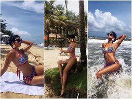 Miss Universe 2018 vừa công bố tổ chức ở Thái Lan, H'hen Niê đã 'phô trương' body đẹp xuất sắc vạn người mê