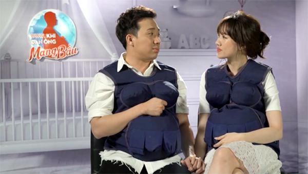 Trấn Thành: Hari Won có con hay không, tôi vẫn yêu cô ấy-1
