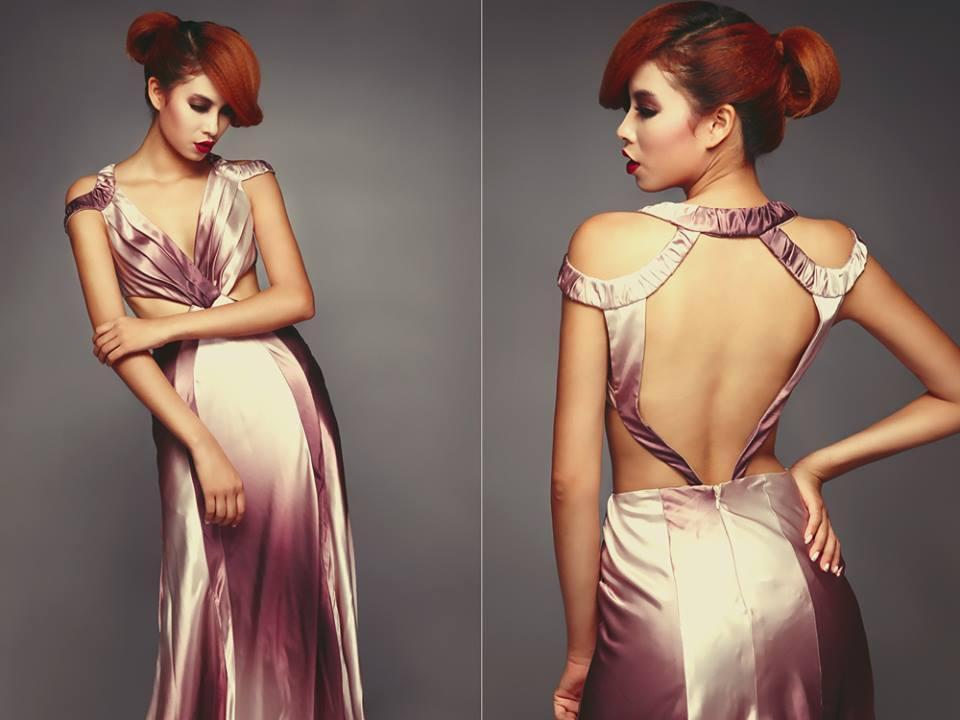 Lộ ảnh Hoa hậu Phạm Hương thuở 18: cằm chẻ đôi, môi hững hờ lên ảnh nghìn kiểu như một-1