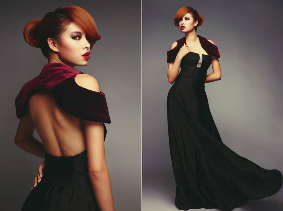 Lộ ảnh Hoa hậu Phạm Hương thuở 18: cằm chẻ đôi, môi hững hờ lên ảnh nghìn kiểu như một-7