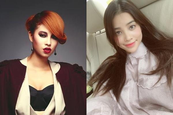 Lộ ảnh Hoa hậu Phạm Hương thuở 18: cằm chẻ đôi, môi hững hờ lên ảnh nghìn kiểu như một-9