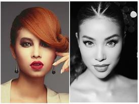 Lộ ảnh Hoa hậu Phạm Hương thuở 18: 'cằm chẻ đôi, môi hững hờ' lên ảnh nghìn kiểu như một