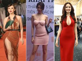 Nhan sắc thật của mỹ nhân Việt khi bị lộ ảnh hậu trường khiến người hâm mộ lắm phen ngã ngửa