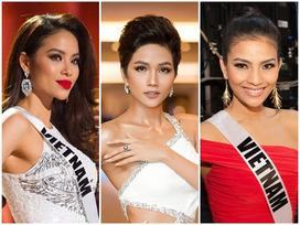 11 mỹ nữ đại diện Việt Nam thi Miss Universe: Ai mới là người sở hữu gương mặt xuất sắc nhất?
