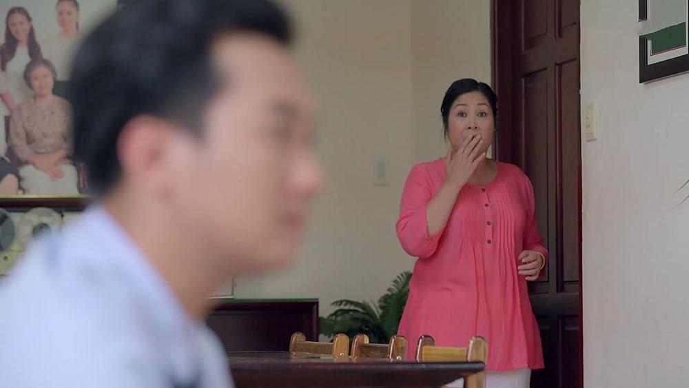 Gạo nếp gạo tẻ tập 39: Hồng Vân cấm con gái yêu kẻ vừa thất học vừa tù tội dù nhà giàu cỡ đại-3