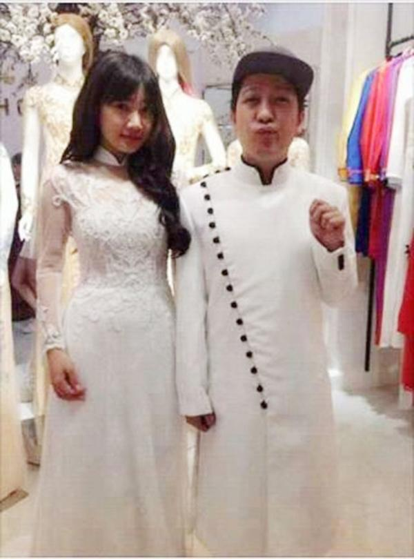 Nhã Phương bịt tai trước tin đồn sẵn sàng kết hôn với Trường Giang vào tháng 8 âm lịch-2