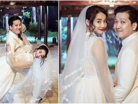Nhã Phương 'bịt tai' trước tin đồn sẵn sàng kết hôn với Trường Giang vào tháng 8 âm lịch