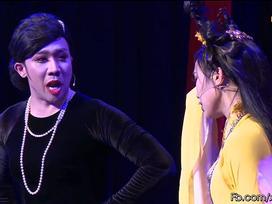 Trước mặt khán giả, Trấn Thành 'mắng' Diệu Nhi sa sả vì đã bán vé đắt lại còn không trả cát-xê