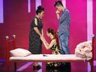 Lâm Khánh Chi quỳ gối cầu xin khi mẹ chồng bỏ nhà ra đi vì nhìn thấy con dâu và con trai cãi tay đôi