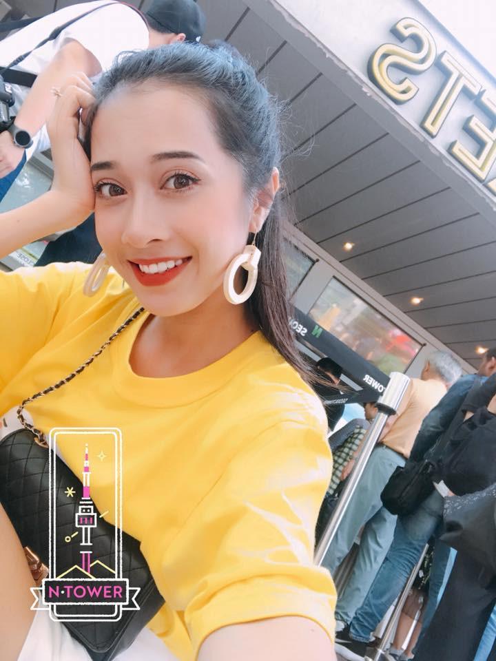 Em gái xinh đẹp của Nhã Phương vượt mặt chị, lấy chồng ở tuổi 26-9