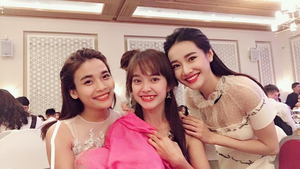 Em gái xinh đẹp của Nhã Phương vượt mặt chị, lấy chồng ở tuổi 26-6