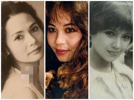 Loạt ảnh thời xuân sắc của những mỹ nhân từng làm 'chao đảo' màn ảnh Việt