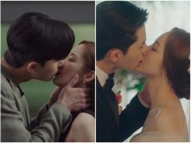 Clip: Những màn khóa môi bỏng mắt trong phim 'Thư ký Kim sao thế?'