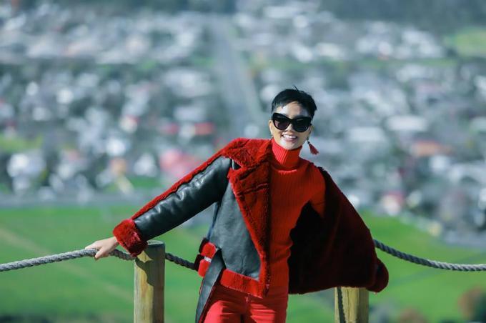 Kinh nghiệm đi New Zealand khiến HHen Niê thích thú-2
