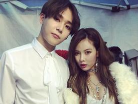 Bất ngờ bác lại lời nói dối của công ty, 'nữ thần sexy' HyunA xác nhận hẹn hò đàn em kém tuổi