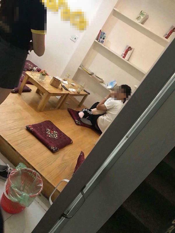Cặp đôi 16 tuổi ở Thái Nguyên gây shock khi 3 lần mây mưa ngay tại quán trà sữa, bị chủ quán bắt gặp-1
