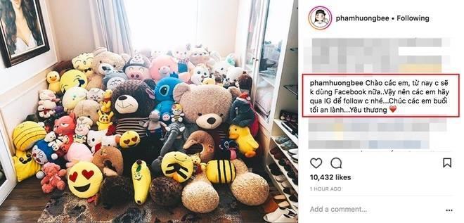 Thực hiện lời hứa khóa Facebook và mặc kệ scandal, Phạm Hương tận hưởng cuộc sống không hào quang-3