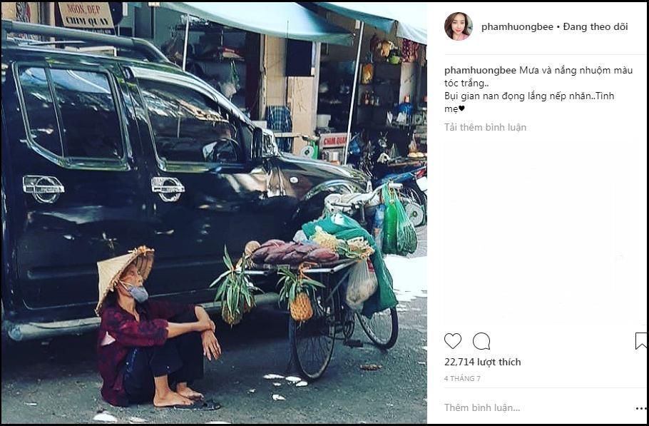 Thực hiện lời hứa khóa Facebook và mặc kệ scandal, Phạm Hương tận hưởng cuộc sống không hào quang-13