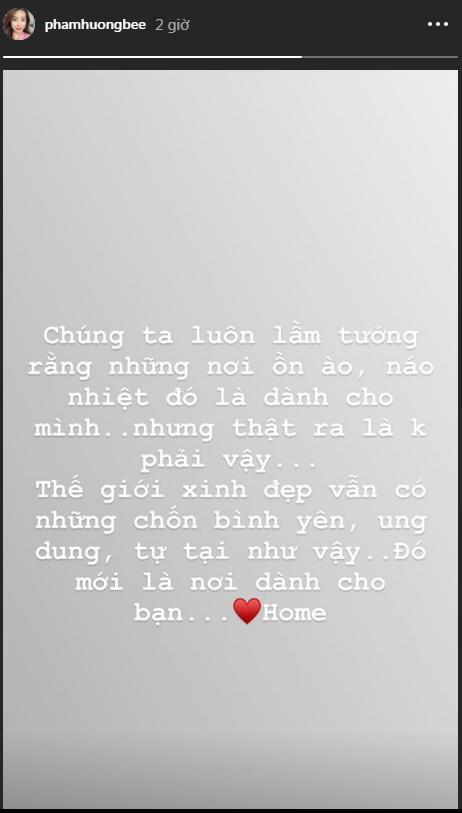Thực hiện lời hứa khóa Facebook và mặc kệ scandal, Phạm Hương tận hưởng cuộc sống không hào quang-20