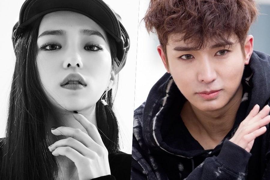 Cặp đôi Những người thừa kế Park Shin Hye và Krystal thể hiện tình cảm thân thiết-4