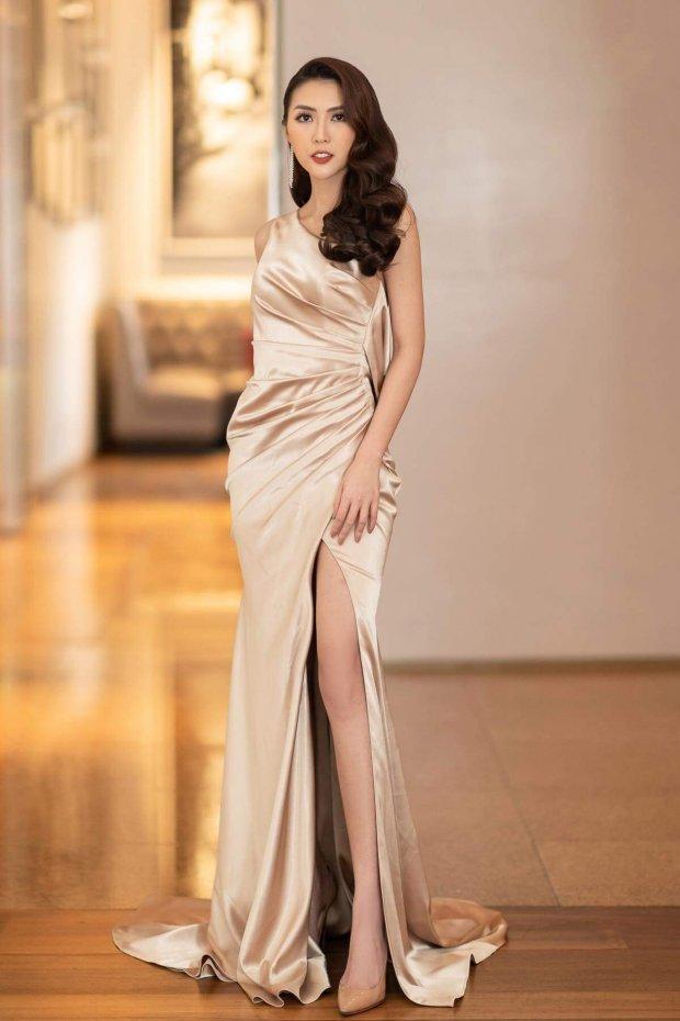 Cùng gây thương nhớ bởi váy áo tông trắng, Nhã Phương - Bích Phương chiếm trọn spotlight thảm đỏ tuần qua-9