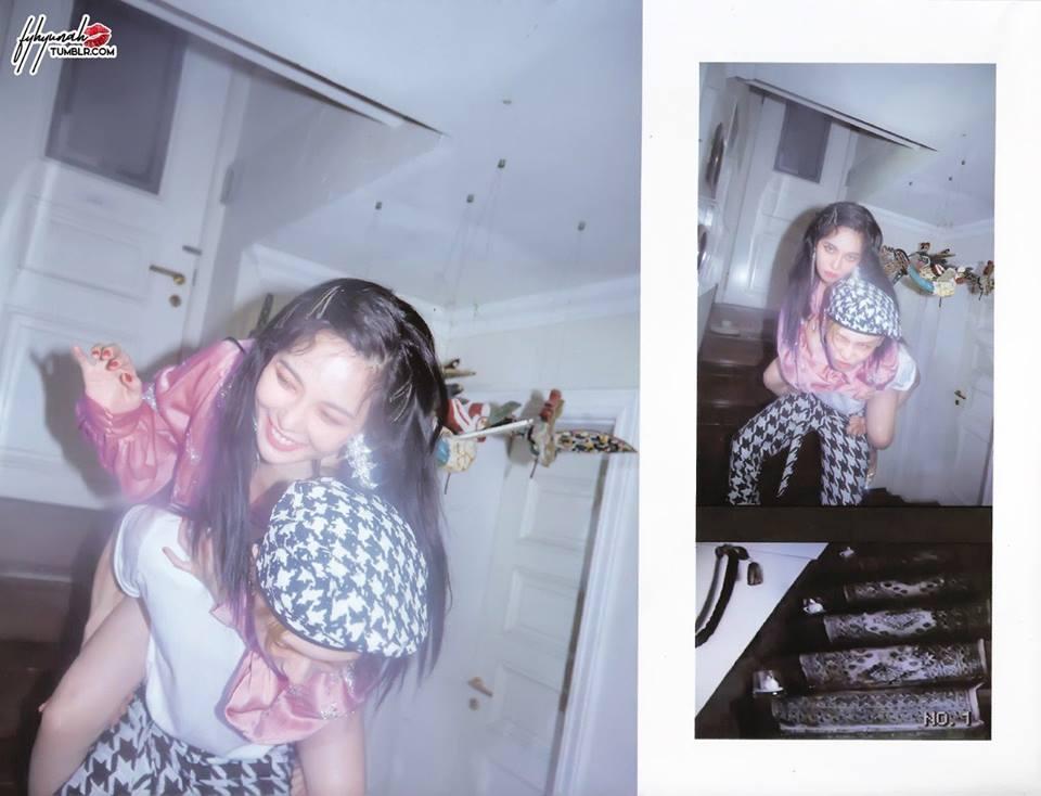Trước khi xác nhận hẹn hò, HyunA và người tình trẻ từng tung ám hiệu bằng loạt ảnh gây shock-10
