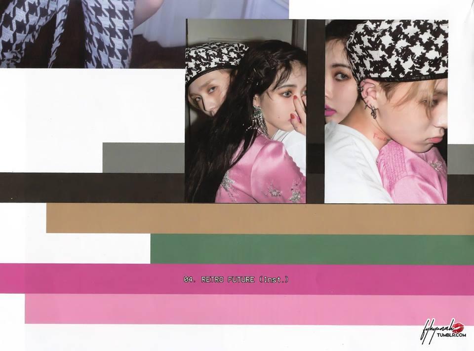 Trước khi xác nhận hẹn hò, HyunA và người tình trẻ từng tung ám hiệu bằng loạt ảnh gây shock-11