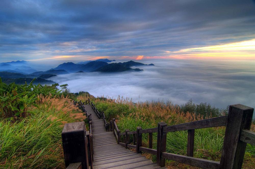 10 điểm đến đẹp như tiên cảnh ở Đài Loan-1