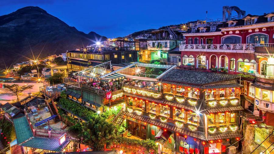 10 điểm đến đẹp như tiên cảnh ở Đài Loan-9