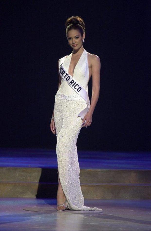 Những đàn chị mặc sắc trắng đẹp thần sầu HHen Niê nên học hỏi tại Miss Universe-1