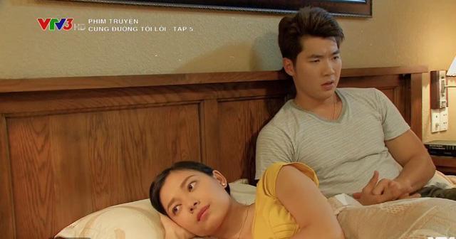 Chỉ có thể là phim Việt: Nói dối chồng không còn trinh trắng vì ngã xe đạp-2