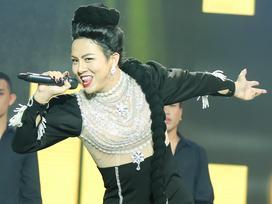 Khán giả vỗ tay tán thưởng cho Hồ Ngọc Hà phiên bản 'sau sinh' qua sự thể hiện của Duy Khánh