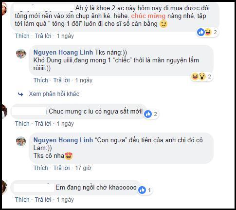 MC Hoàng Linh hạnh phúc khoe xế hộp tiền tỷ mới tậu cùng chồng sắp cưới-4