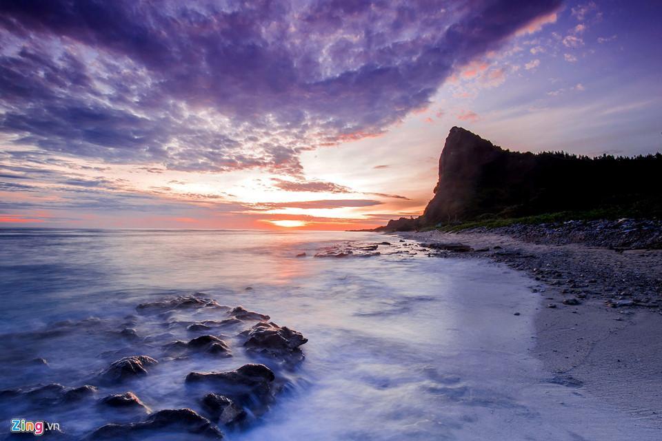 Ngắm miệng núi lửa trên đảo Lý Sơn từ fly cam-2