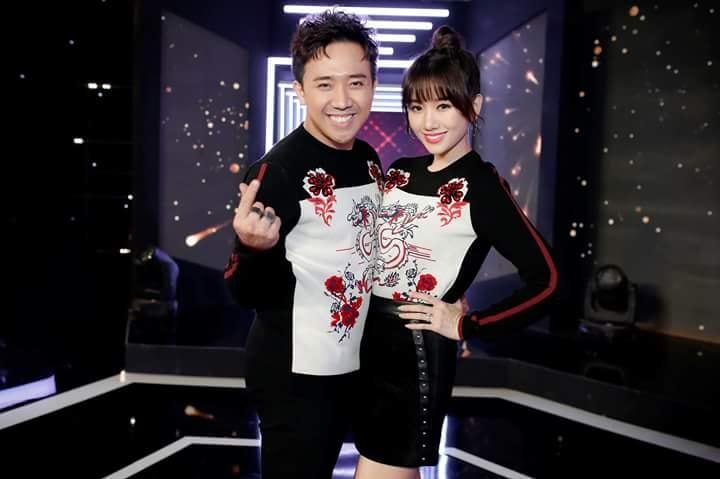 Từ khi lấy Trấn Thành, Hari Won vừa chăm dùng đồ hiệu vừa lên hương nhan sắc-2