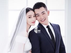 Tình địch của Phạm Băng Băng thông báo kết hôn, chuyện tình đẹp tựa 'Hậu Duệ Mặt Trời' đời thực