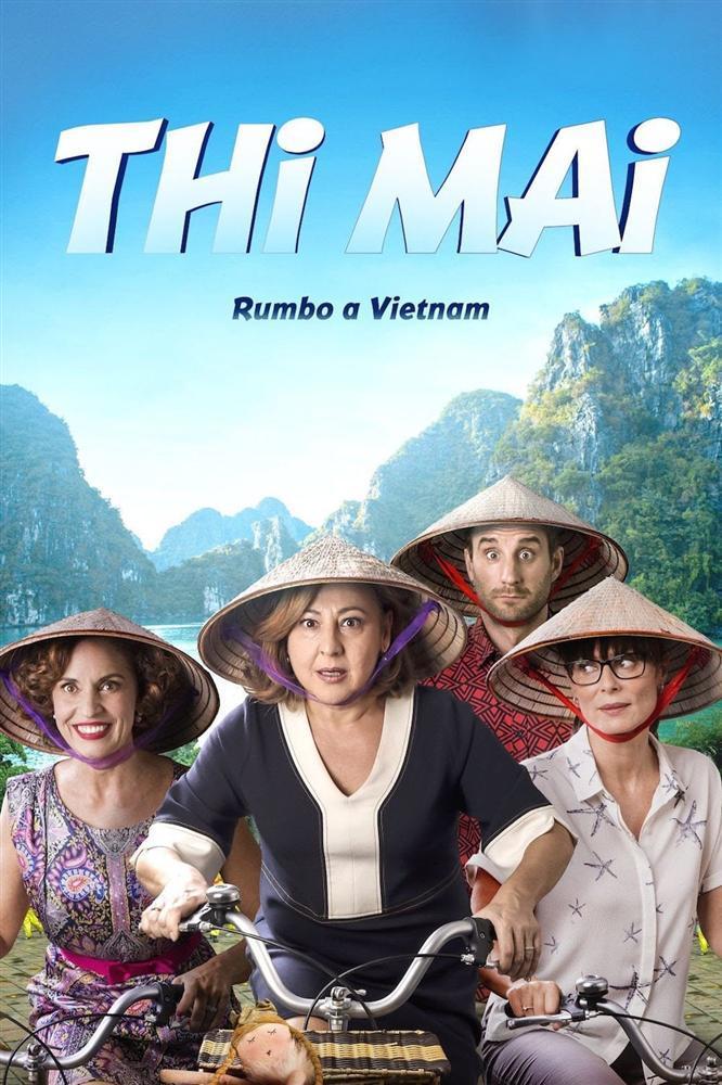 Dở khóc dở cười với hành trình khám phá Việt Nam của 3 bà Ninja Tây Ban Nha-1