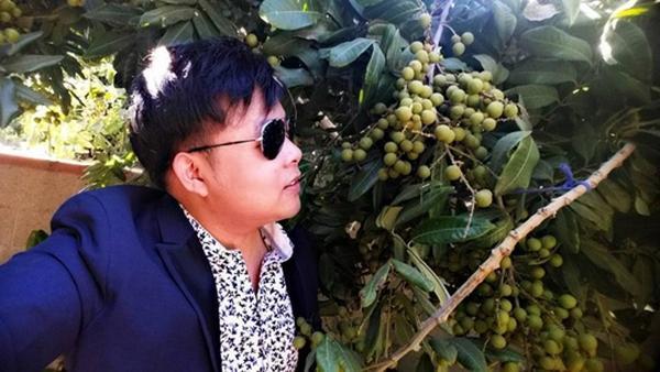 Khu vườn ngập cây trái Việt như nông dân thứ thiệt của Quang Lê ở Mỹ-2