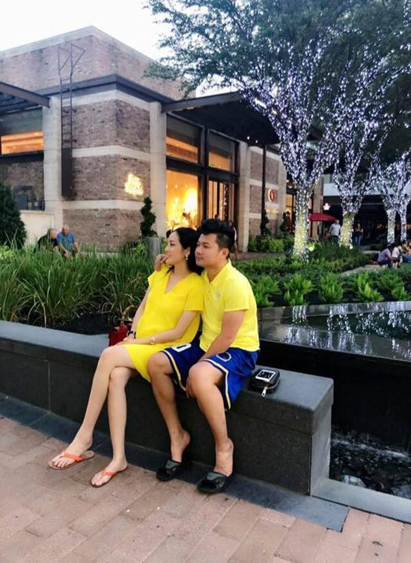 Lâm Vũ cưng như trứng vợ Việt Kiều đang mang thai 8 tháng-5
