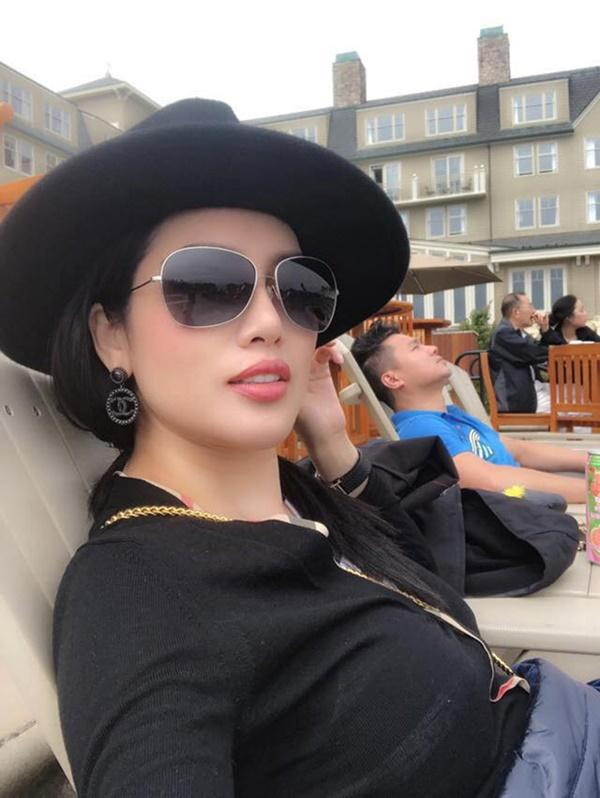 Lâm Vũ cưng như trứng vợ Việt Kiều đang mang thai 8 tháng-7