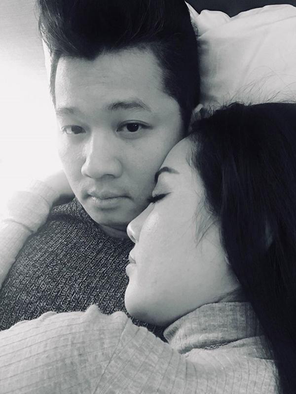 Lâm Vũ cưng như trứng vợ Việt Kiều đang mang thai 8 tháng-11