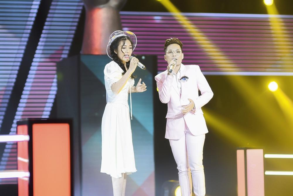 Học trò Noo Phước Thịnh mê hoặc khán giả khi hát hit 'Bùa yêu' của Bích Phương-2