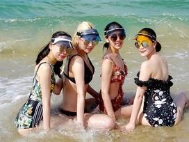Con gái tỷ phú Singapore Kim Lim đang có mặt tại Đà Nẵng