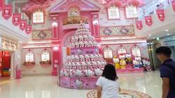 Có gì trong đảo Hello Kitty ở Hàn Quốc?