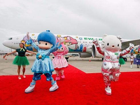 Có gì trong đảo Hello Kitty ở Hàn Quốc?-1